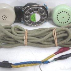 Teléfonos: TELEFONO OPERARIO TELEFONICA - CUSTOM - FUNCIONANDO COMPROBAR LINEAS TELEFONICAS. Lote 97244723