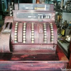 Antigüedades: ESPECTACULAR CAJA REGISTRADORA MANUAL. Lote 97280815