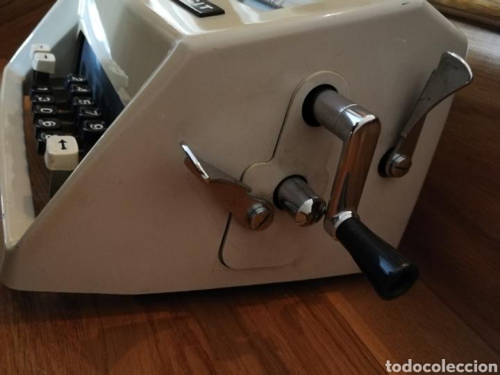 Antigüedades: Calculadora mecánica Facit - Foto 6 - 97355160