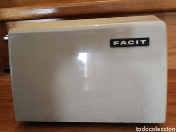 Antigüedades: Calculadora mecánica Facit - Foto 7 - 97355160
