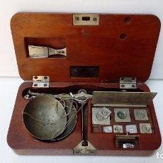 Antigüedades: BALANZA PARA DIAMANTES -. Lote 97416435