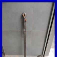 Antigüedades: ANTIGUA ANCLA MARINERA DE HIERRO. Lote 97450695