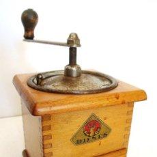 Antigüedades: MOLINILLO DE CAFÉ MARCA DIENES. MODELO 435. ALEMANIA. CA 1950. Lote 97628151