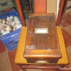 Antigüedades: ATIGUA CAJA REGISTRADORA. Lote 97692875