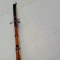 Antigüedades: CAÑA DE PESCA. Lote 97709107
