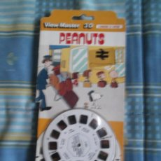 Antigüedades: VIEW-MASTER.3D--BLISTER PEANUTS. Lote 97723931
