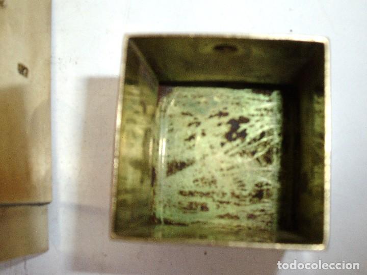 Antigüedades: ¡¡¡EXCELENTE LOTE!!! LOS DOS MODELOS DE MOLINILLOS DE CAFÉ QUE DISEÑÓ JAN EISENLÖFFEL EN 1902. - Foto 21 - 97728051