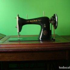 Antigüedades - Máquina de coser ALFA - 103642619