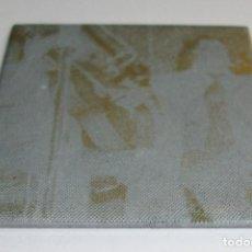 Antigüedades: (TC-107) MUY DIFICIL PLANCHA CLICHE IMPRENTA DE EL LEBRIJANO. Lote 97780135
