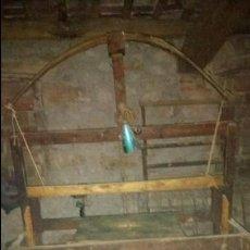 Antigüedades: SIERRA MARQUETERIA. Lote 97813247