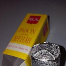 Antigüedades: JABON DE AFEITAR GOTA DE AMBAR. Lote 278508798