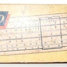Antigüedades: REGLA DE CÁLCULO ARISTO - DARMSTADT 867 U 1956. Lote 97822023