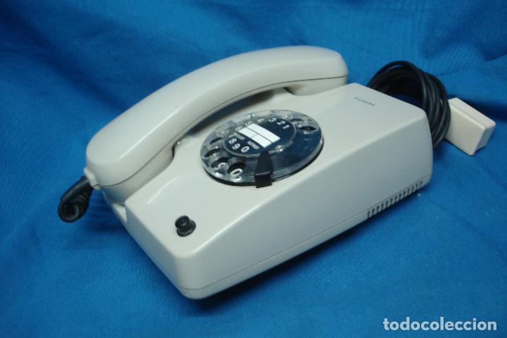 Teléfonos: -ANTIGUO TELÉFONO SIEMENS - MUY BIEN CONSERVADO - Foto 5 - 97880919