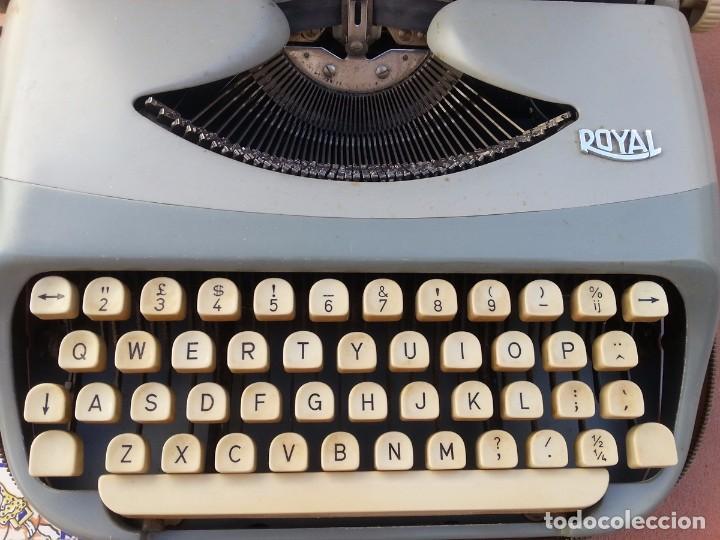 Antigüedades: Maquina de escribir Royalite - Foto 6 - 97912531
