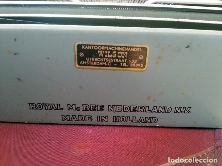 Antigüedades: Maquina de escribir Royalite - Foto 8 - 97912531