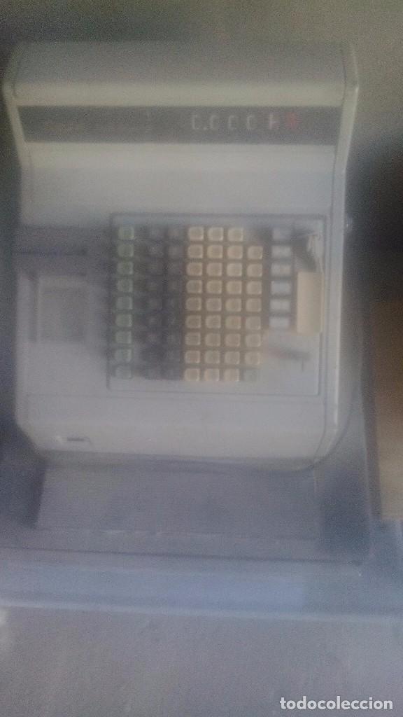 Antigüedades: caja registradora - Foto 2 - 121629363