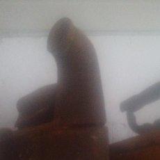 Antigüedades: PLANCHA ANTIGUA DE CARBON. Lote 98000659