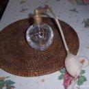 Antigüedades: PERFUMERO DE BARBERIA. Lote 98001655