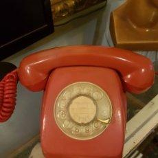 Teléfonos: TELEFONO HERALDO COLOR ROJO. Lote 98079402
