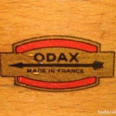 Antigüedades: MOLINO MOLINILLO DE CAFE DE LA FIRMA FRANCESA ODAX CA.1940. Lote 98095771