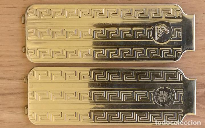 Antigüedades: Maquinilla de afeitar y afilador - ROLLS RAZOR 1927 Completa y en excelente estado - Foto 5 - 98125135