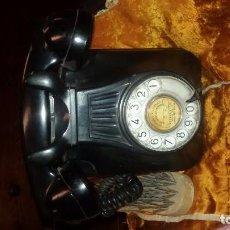 Teléfonos: TELEFONO NEGRO. Lote 98220367