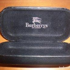 Antigüedades: ESTUCHE PARA GAFAS MARCA BURBERRYS. . Lote 98439279