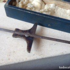 Antigüedades: CALIBRE DE PROFUNDIDAD. MARCA THE LUFKIN RULE CO SAGINAW MADE IN USA. Lote 98466398