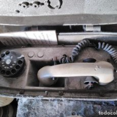 Antigüedades: TELEFONO ORIGINAL DE BARCO ERICSSON CON CAJA. Lote 98507163