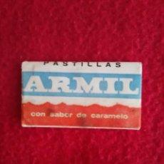 Antigüedades: HOJA DE AFEITAR ARMIL. Lote 98515851