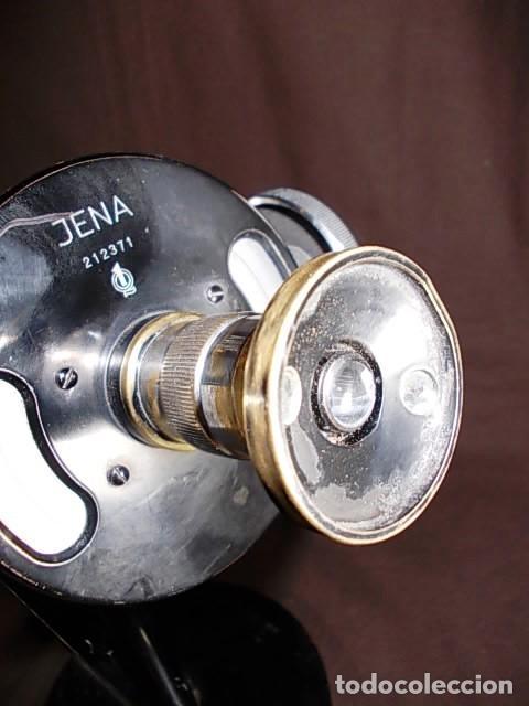 Antigüedades: ANTIGUO ESPECTÓMETRO GLUCOMETRO DE LA MARCA AMERICANA JENA XIX - Foto 14 - 98545187