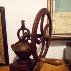 Antigüedades: ANTIGUO MOLINILLO DE CAFÉ ELMA. Lote 98773471