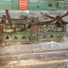 Antigüedades: PESO DE HIERRO. Lote 98864510