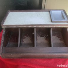 Antigüedades: CAJO CAJA REGISTRADORA. Lote 98892555