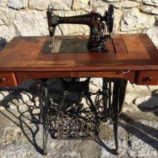Antigüedades: MAQUINA DE COSER VERITAS. Lote 98926799