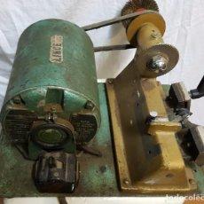 Antigüedades: MAQUINA PARA HACER LLAVES ARCA LINCE #. Lote 99089187
