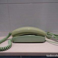 Teléfonos: TELÉFONO GÓNDOLA VERDE DE RUEDA. Lote 99229383