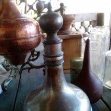 Antigüedades: PERFUMERO DE BARBERO. Lote 99569971