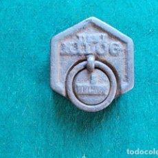 Antigüedades: PESA 5 HECTOGRAMOS. Lote 99945175