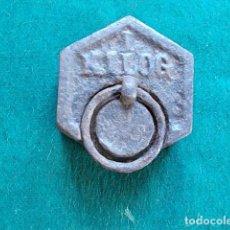 Antigüedades: PESA 1 KILOGRAMO. Lote 99945327