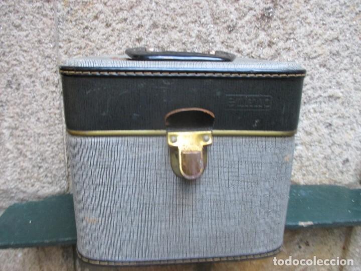 Antigüedades: PROYECTOR MODELO ' EUMIG P8 ' AUSTRIA HACIA 1950/60 - CARECE LAMPARA, PROBADO, INC CAJA + INFO - Foto 7 - 99985931