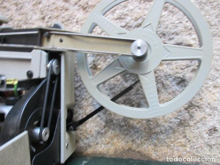 Antigüedades: PROYECTOR MODELO ' EUMIG P8 ' AUSTRIA HACIA 1950/60 - CARECE LAMPARA, PROBADO, INC CAJA + INFO - Foto 9 - 99985931