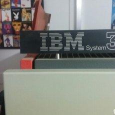 Antigüedades: ORDENADOR IBM SISTEM 3 DE 1970 VIENE DE FÁBRICA DE JUGUETES IBI ALICANTE. Lote 100011214
