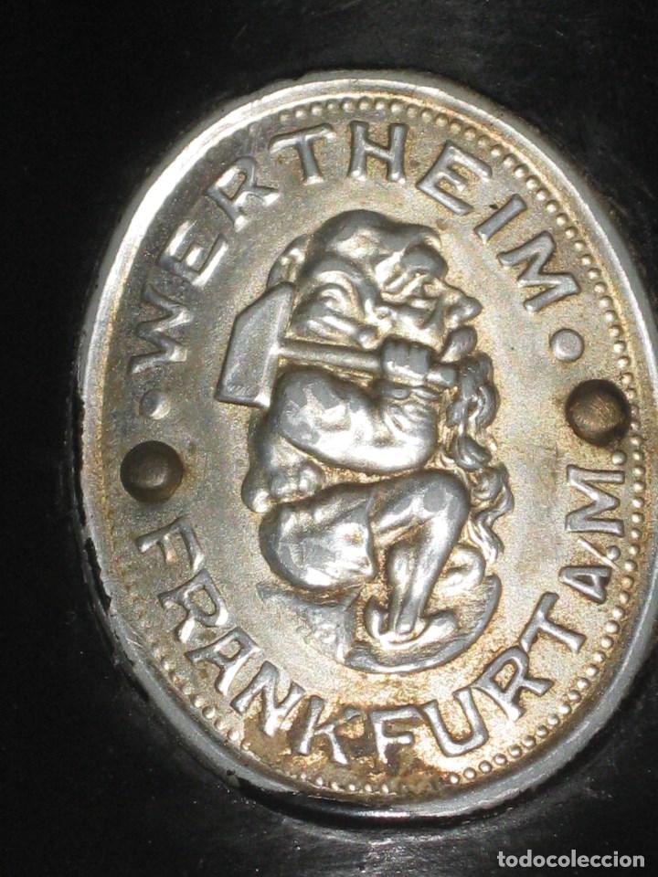 Antigüedades: Antigua maquina de coser Wertheim - Foto 7 - 100035151