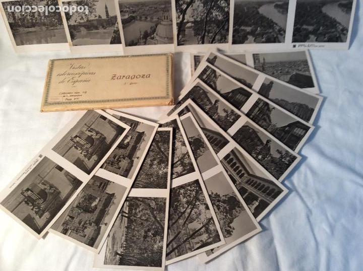 Antigüedades: VISOR ESTEREOSCOPICO CON 8 COLECCIONES DE VISTAS DE ESPAÑA - Foto 7 - 100035699