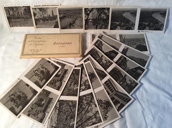 Antigüedades: VISOR ESTEREOSCOPICO CON 8 COLECCIONES DE VISTAS DE ESPAÑA - Foto 8 - 100035699