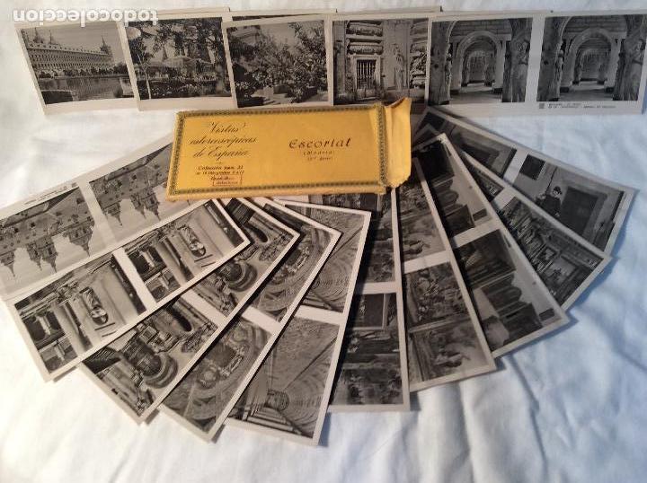 Antigüedades: VISOR ESTEREOSCOPICO CON 8 COLECCIONES DE VISTAS DE ESPAÑA - Foto 9 - 100035699