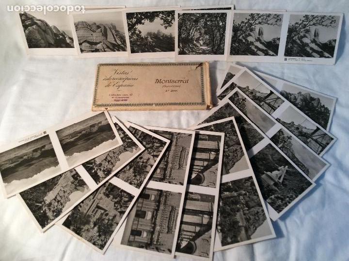 Antigüedades: VISOR ESTEREOSCOPICO CON 8 COLECCIONES DE VISTAS DE ESPAÑA - Foto 10 - 100035699