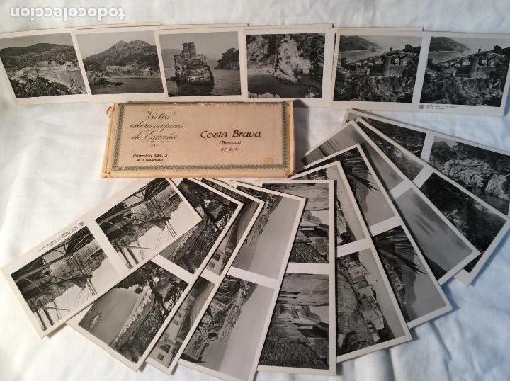 Antigüedades: VISOR ESTEREOSCOPICO CON 8 COLECCIONES DE VISTAS DE ESPAÑA - Foto 11 - 100035699