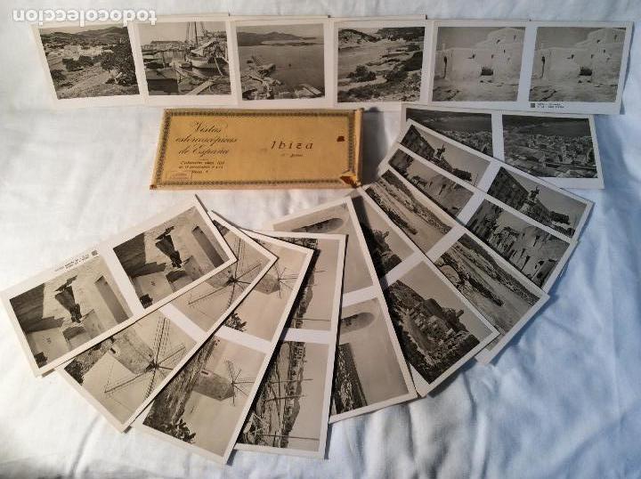 Antigüedades: VISOR ESTEREOSCOPICO CON 8 COLECCIONES DE VISTAS DE ESPAÑA - Foto 12 - 100035699